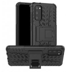 Odolný obal na Samsung Galaxy A41 | Armor case - Černá