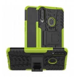 Odolný obal na Samsung Galaxy A20s | Armor case - Zelená