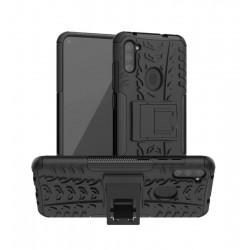 Odolný obal na Samsung Galaxy M11 | Armor case - Černá