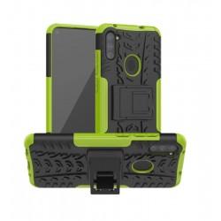 Odolný obal na Samsung Galaxy M11 | Armor case - Zelená