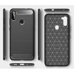 Kryt s motivem Carbon pro Samsung Galaxy M11