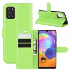 Knížkové pouzdro s poutkem pro Huawei Y5p - Zelená