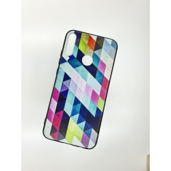 Silikonový obal s potiskem na Samsung Galaxy A20s - Colormix