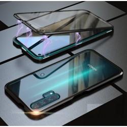 Magnetický kryt  360° s tvrzenými skly na Honor 20 Pro