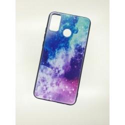 Silikonový obal na Samsung Galaxy A21s s potiskem - Vesmír