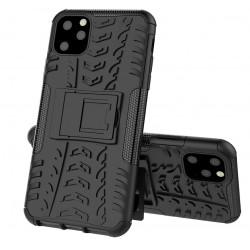 Odolný obal pro iPhone 12   Armor case - Černá