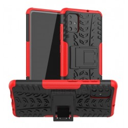 Odolný obal na Samsung Galaxy S20 FE | Armor case - Červená