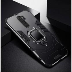 Odolný kryt na Xiaomi Redmi 9 | Panzer case - Černá