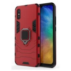 Odolný kryt na Xiaomi Redmi 9A | Panzer case - Červená
