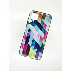 Silikonový obal na Samsung Galaxy A42 5G s potiskem - Colormix