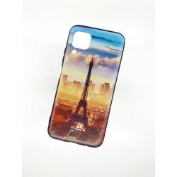 Silikonový obal na Samsung Galaxy A42 5G s potiskem - Paříž