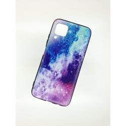 Silikonový obal na Samsung Galaxy A42 5G s potiskem - Vesmír
