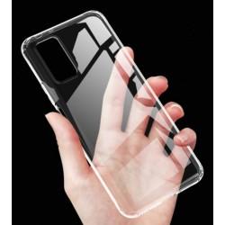 Silikonový průhledný obal na Honor 10X Lite