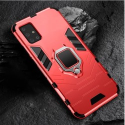 Odolný kryt na Samsung Galaxy A02s | Panzer case - Červená