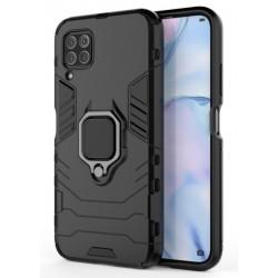 Odolný kryt na Samsung Galaxy A12   Panzer case - Černá