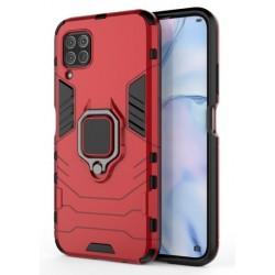 Odolný kryt na Samsung Galaxy A12   Panzer case - Červená