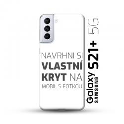 Samsung Galaxy S21+ 5G kryt s vlastní fotkou