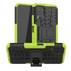 Odolný obal na Samsung Galaxy A42 5G | Armor case - Zelená