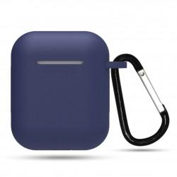 AirDots silikonový obal - Modrá