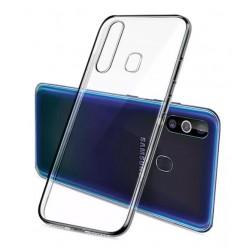 Silikonový průhledný obal na Samsung Galaxy A20s
