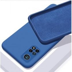 Liquid silikonový obal na Xiaomi Mi 10T | Eco-Friendly - Modrá