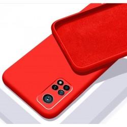 Liquid silikonový obal na Xiaomi Mi 10T | Eco-Friendly - Červená