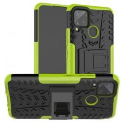 Odolný obal na Realme 7i | Armor case - Zelená