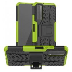 Odolný obal na Huawei P Smart 2021   Armor case - Zelená