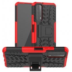 Odolný obal na Huawei P Smart 2021   Armor case - Červená
