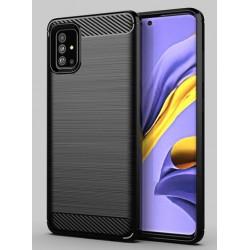 Kryt s motivem Carbon pro Samsung Galaxy A51 5G