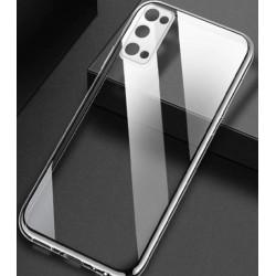 Silikonový průhledný obal na Realme 7 5G