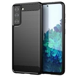 Kryt s motivem Carbon pro Samsung Galaxy S21+ 5G