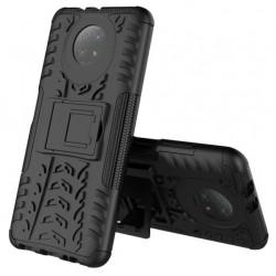 Odolný obal na Xiaomi Redmi Note 9T | Armor case - Černá