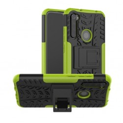 Odolný obal na Realme 5 | Armor case - Zelená
