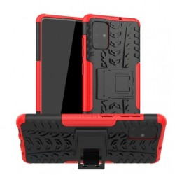 Odolný obal na Xiaomi Redmi 9T | Armor case - Červená