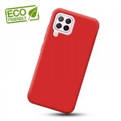Liquid silikonový obal na Samsung Galaxy A42 5G | Eco-Friendly - Červená