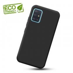 Liquid silikonový obal na Samsung Galaxy M31s | Eco-Friendly - Černá