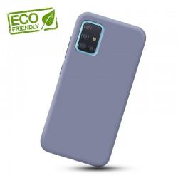 Liquid silikonový obal na Samsung Galaxy M31s | Eco-Friendly - Modrá