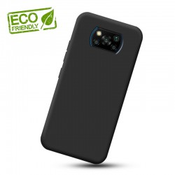 Liquid silikonový obal na Xiaomi POCO X3 | Eco-Friendly - Černá
