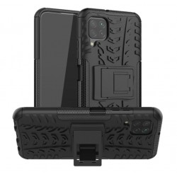 Odolný obal na Samsung Galaxy M12 | Armor case - Černá