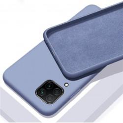 Liquid silikonový obal na Samsung Galaxy M12 | Eco-Friendly - Modrá