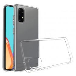 Samsung Galaxy A52 silikonový průhledný obal