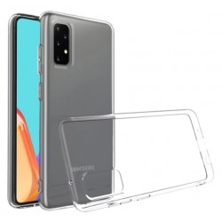 Samsung Galaxy A32 (4G) silikonový průhledný obal
