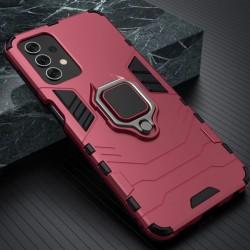 Odolný kryt na Samsung Galaxy A72 | Panzer case - Červená