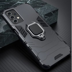 Odolný kryt na Samsung Galaxy A72 | Panzer case - Černá