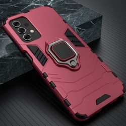 Odolný kryt na Samsung Galaxy A52 5G | Panzer case - Červená