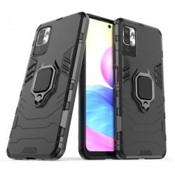 Odolný kryt na Xiaomi Redmi Note 10 5G   Panzer case - Černá
