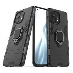 Odolný kryt na Xiaomi Mi 11 Lite | Panzer case - Černá