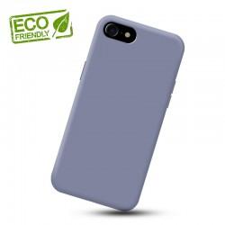 Liquid silikonový obal na iPhone SE 2020 | Eco-Friendly - Modrá