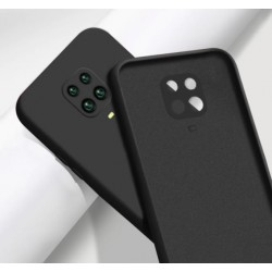Liquid silikonový obal na Xiaomi Redmi Note 9 Pro | Eco-Friendly - Černá